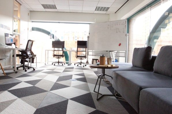 Google Ventures Your Design Team Needs A War Room Her