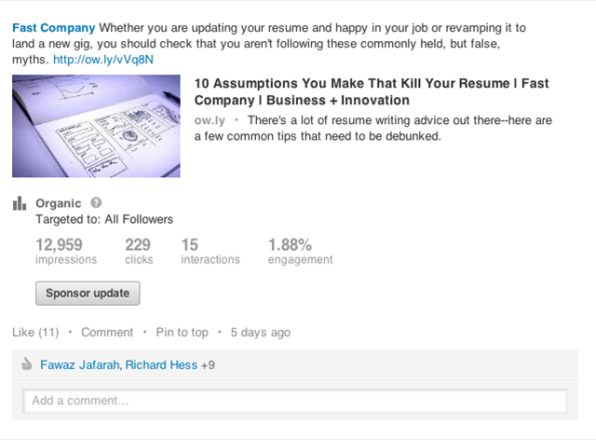 how to become a content master on linkedin