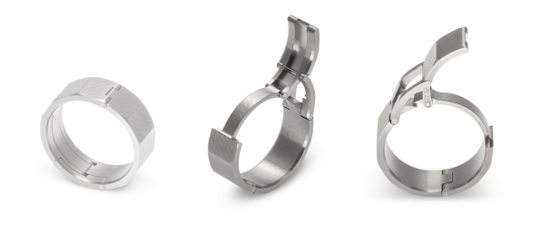 its always been a pet peeve of mine that the woman always gets the cool valuable ring while the guy gets the afterthought boring metal band he tells - Cool Wedding Rings For Guys