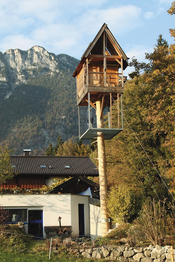 Famous Tree Houses 13 of the world's coolest treehouses | co.design