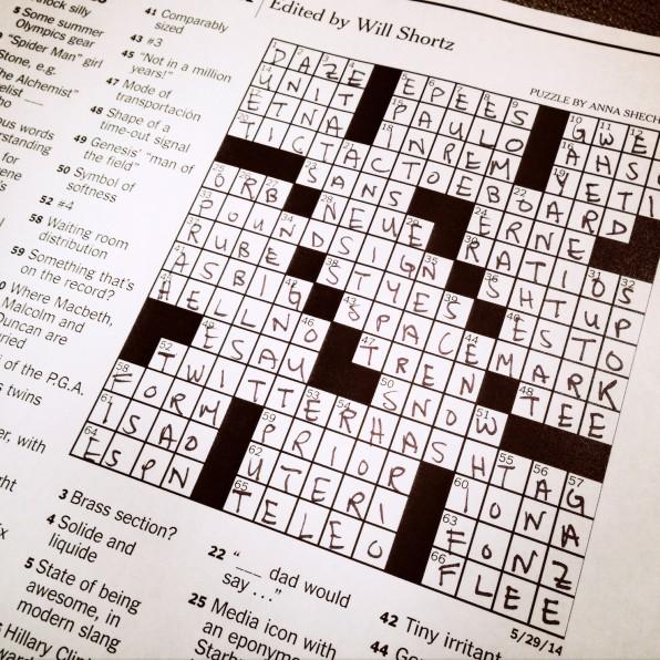 Rv Park Hookup Option Crossword Clue