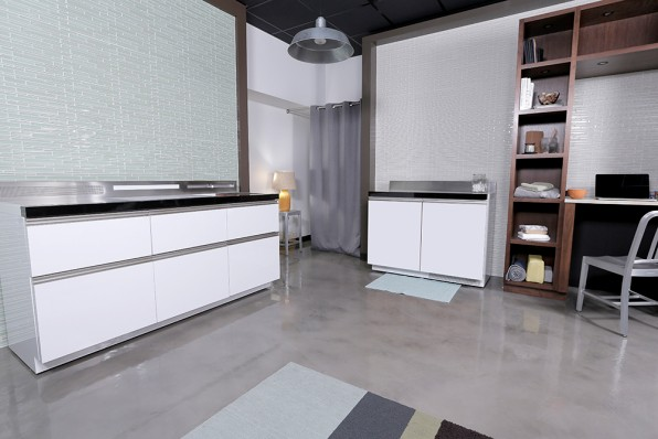 GE Microkitchen Concept Suits Ultra Tiny Homes Where business