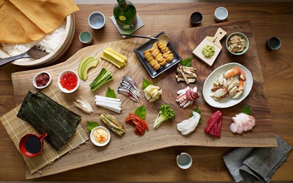 Znalezione obrazy dla zapytania sushi home madewhat buy