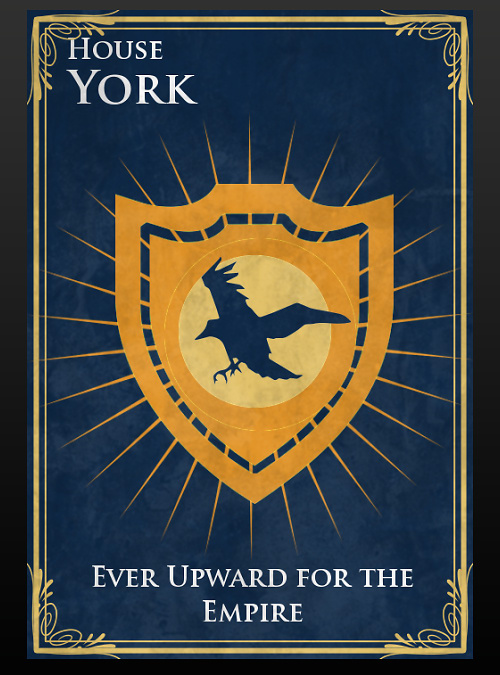 """See Every State Flag Reimagined As A """"Game Of Thrones"""" House Sigil"""