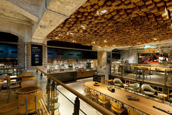 Can Starbucks Make 23000 Coffee Shops Feel Unique
