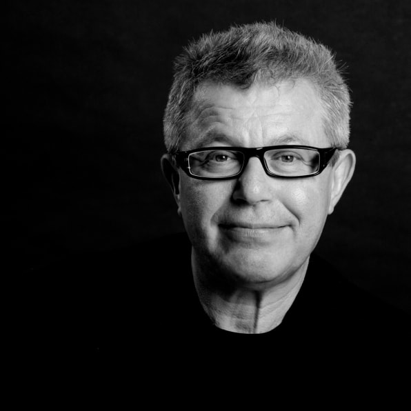 "Famous Architect Freedom Tower Architect Daniel Libeskind ""Ground Zero  Co.design"