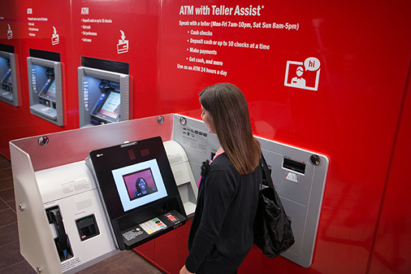 bank of america teller assist atm withdrawal limit