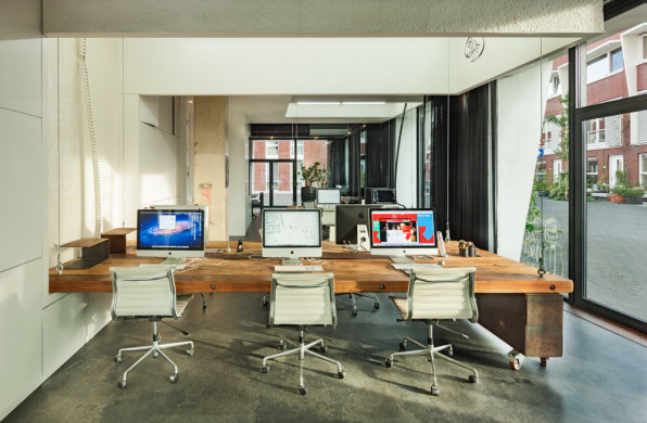 The 10 Coolest Office Spaces Of 2014 Co Design