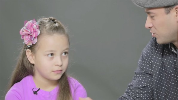 Watch Parents Have The Talk With Their Kids In This H -2020