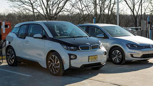 bmw, volkswagen aim to make it easier to charge your electric car