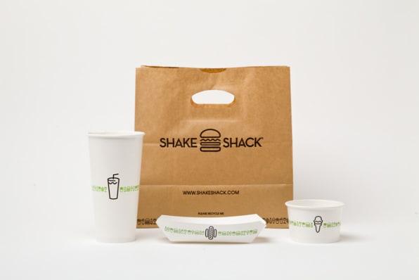 Shake Shack Logo the untold story of shake shack's $1.6 billion branding | co.design