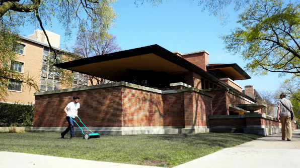 10 of frank lloyd wright s greatest buildings co design for Frank lloyd wright buildings