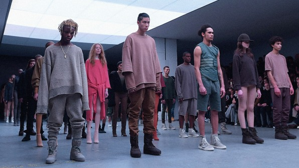 Kanye West's Fashion Line Looks Like The Bleakest Parts ...