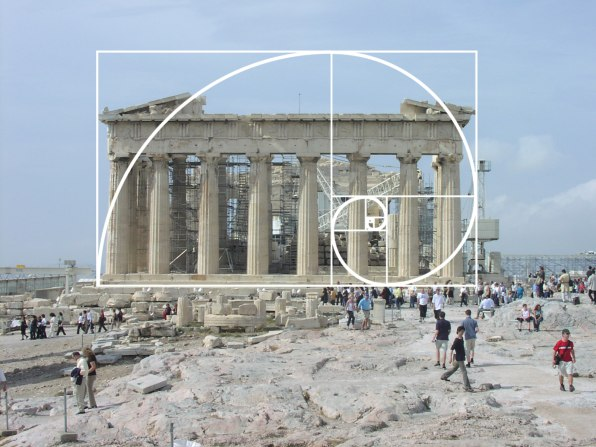 Modern Architecture Golden Ratio the golden ratio: design's biggest myth