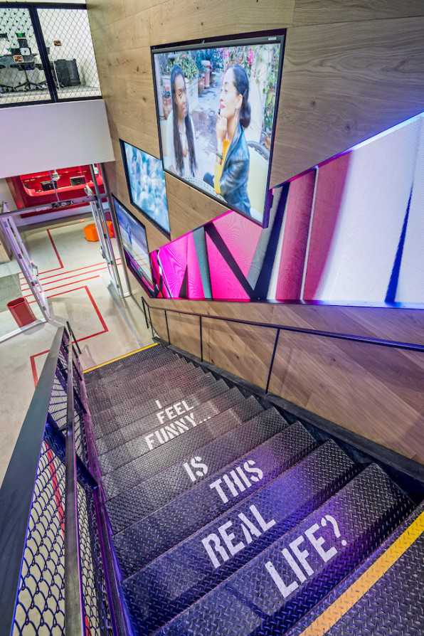Youtube Offices to take on hbo and netflix, youtube had to rewire itself | the