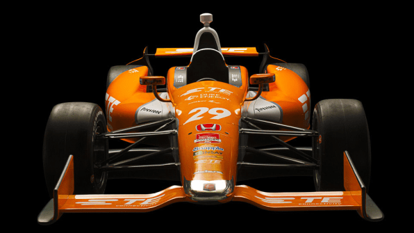 See The Engineering Behind An Indy Race Car In Te
