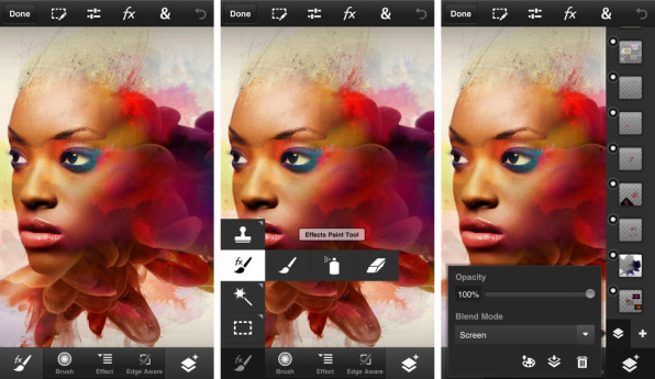 R.I.P. Photoshop Touch: Adobe Rethinks Its Approach To  | Fast Company