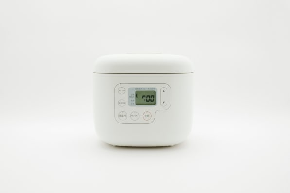 Industrial Designer Naoto Fukasawa Based The Rice Cooker ($195), Toaster  ($95), And Electric Kettle ($95) On His Aspirations Of U201cSuper Normalu201d  Design.