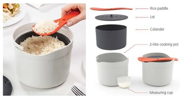 Joseph joseph wants to reinvent microwave cooking co design - Joseph joseph cuisine ...