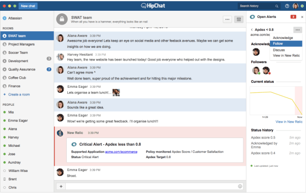 Limit Time Offer Chat Room