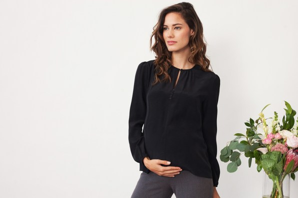 Pregnant Ladies, Rejoice: You Can Now Rent Maternity Clothes