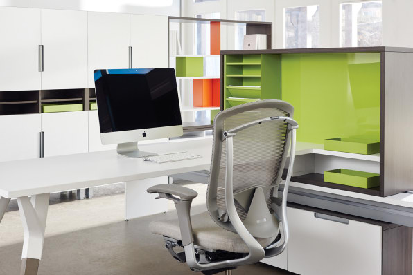 Desk For Office Design 8 top office design trends for 2016 | the future of business