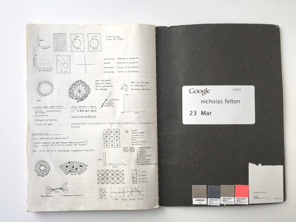 Famous Designers Show Us Their Favorite Notebooks