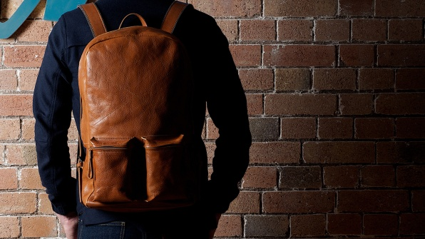 How To Shop For A Backpack You Can Wear To Work Fast Company