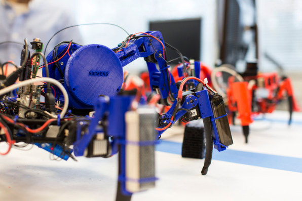 Siemens Is Building An Army Of Collaborative Spider Robot ...