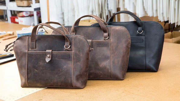 Found: The Perfect Work-Life Bags For Women | Fast Company