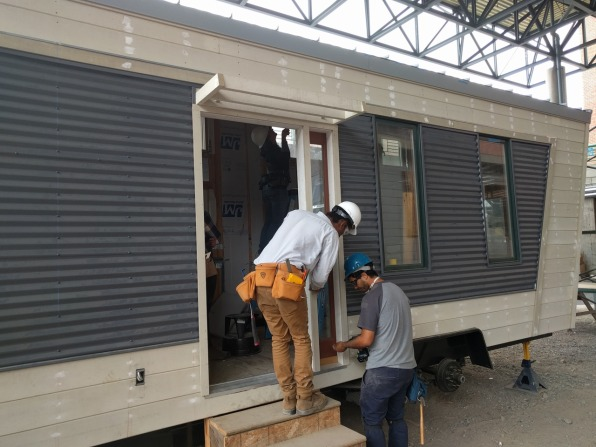 Can These Tiny Flat Pack Houses Help Shelter The Homeless