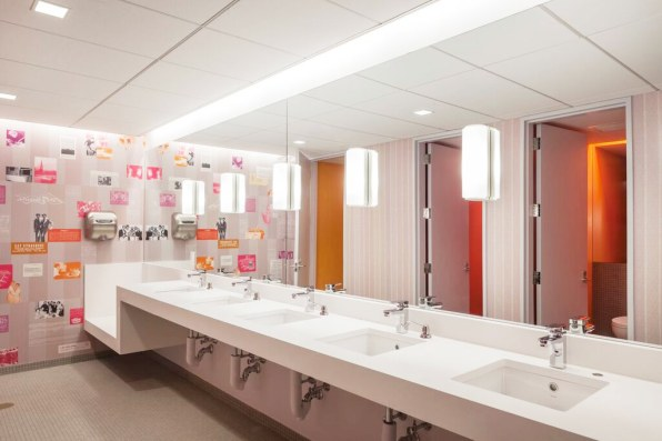 How Architects Are Fighting For Gender Neutral Bathrooms