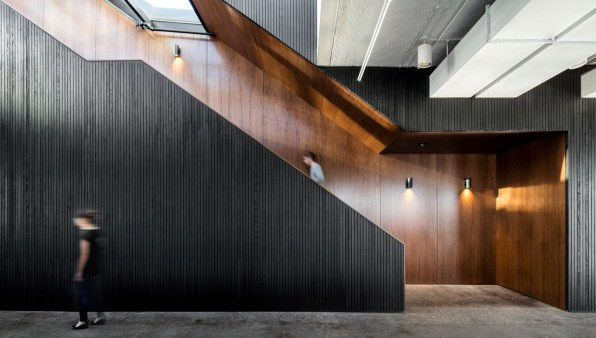 squarespace s new offices are very serious. Black Bedroom Furniture Sets. Home Design Ideas