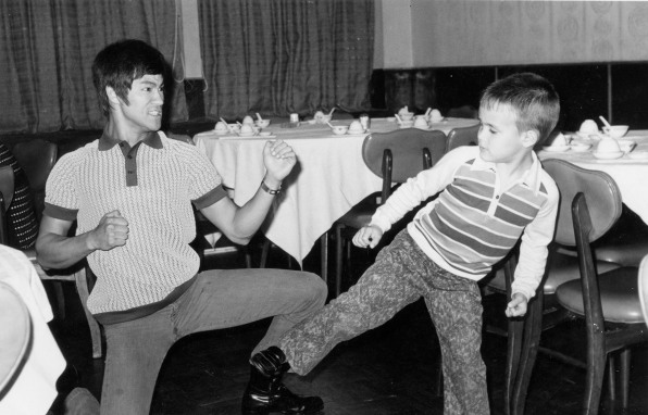 My Dad Was Bruce Lee—Here's How He Still Inspires Me And