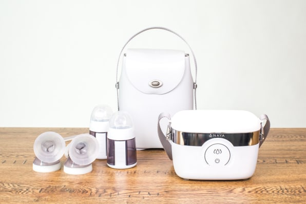 The Cadillac Of Breast Pumps Is Beautiful, App-Connected, And -9776