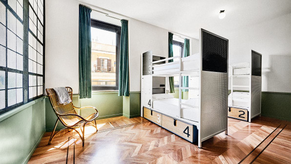 Hostels With Design Fit For High Rollers Generator A British Hostel Chain Has Made Name Itself Thanks To Punchy Personality Filled Spaces