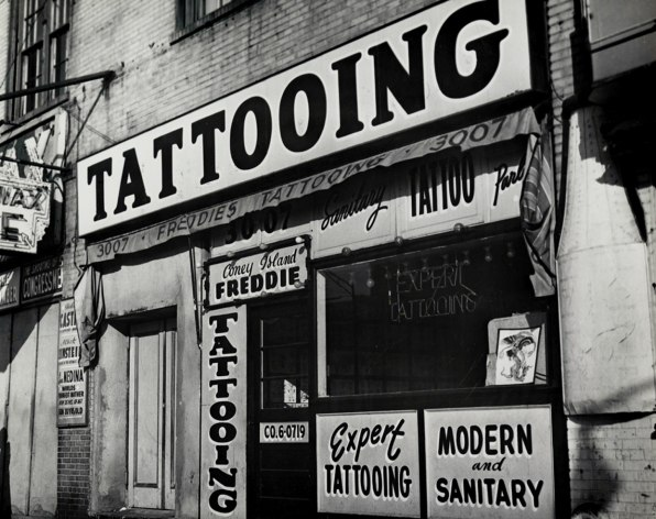 The story of how n y c created modern tattoos for Tattoo shops in new york