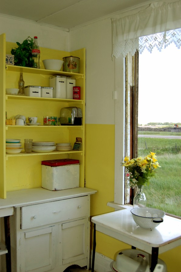 Deserted Since 1968, The House Was Hers For The Taking, So She Grabbed A  Toolbelt And Some Sherbet Colored Paint And, After 18 Months, Transformed  It Into ...