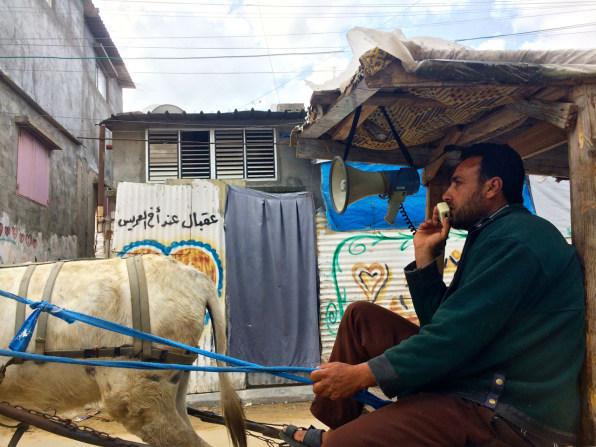 Gaza's Entrepreneurs: Besieged City