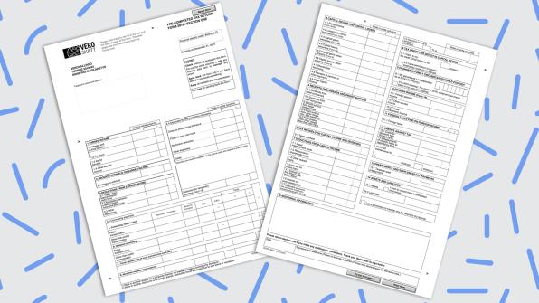 Tax Form Ordekeenfixenergy
