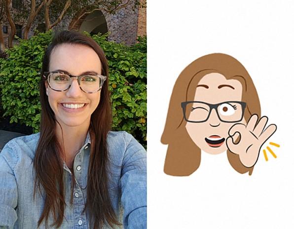 Con Google Allo puedes crear stickers basados en tu rostro
