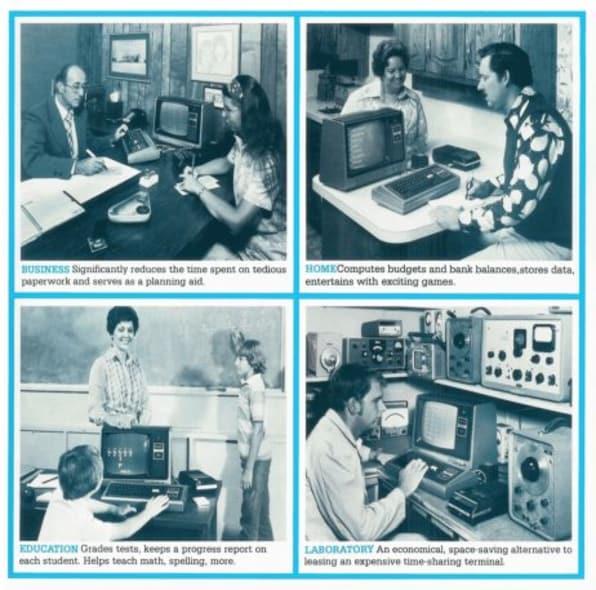 1977 RadioShack catalog image