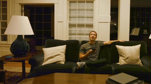 Image result for mark zuckerberg at home