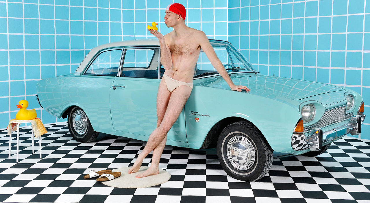 A German Pin-up Calendar The Likes Of Which You've Never Seen