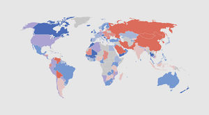 40 Maps That Show How The World Works