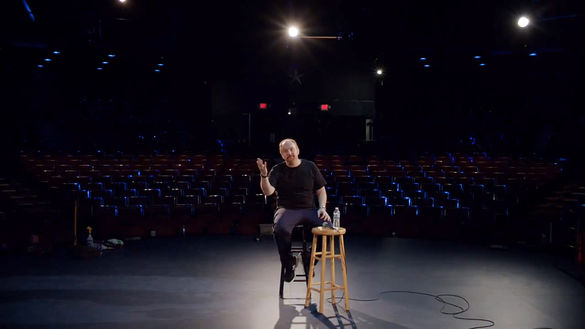 Louis CK Goes Meta In a Promo That Mocks Most Promos