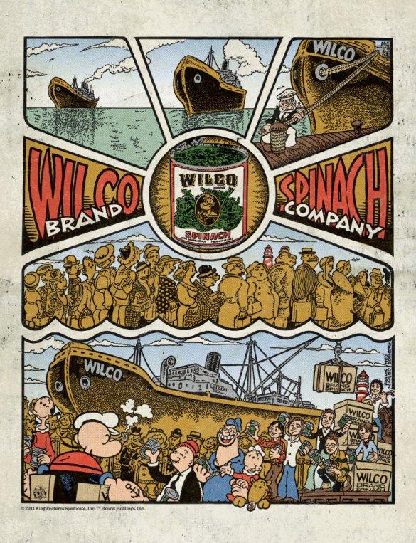 Wilco Popeye
