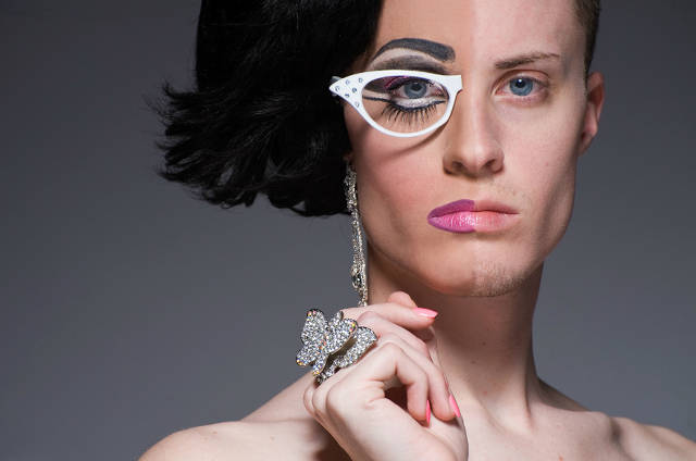 Ladies And Gentlemen: See Two Faces Of Gender Identity In Stunning