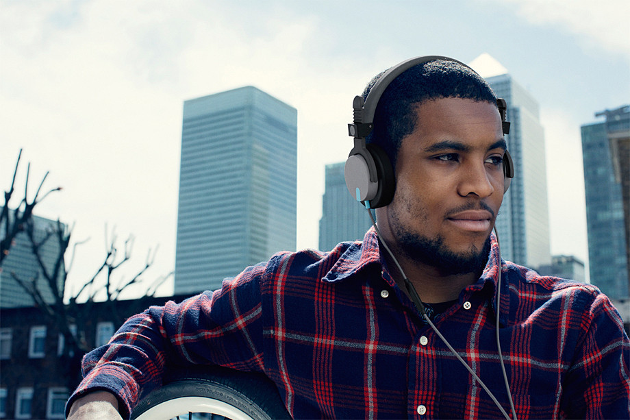 For City Slickers, Slick Headphones That Can Take A Beating