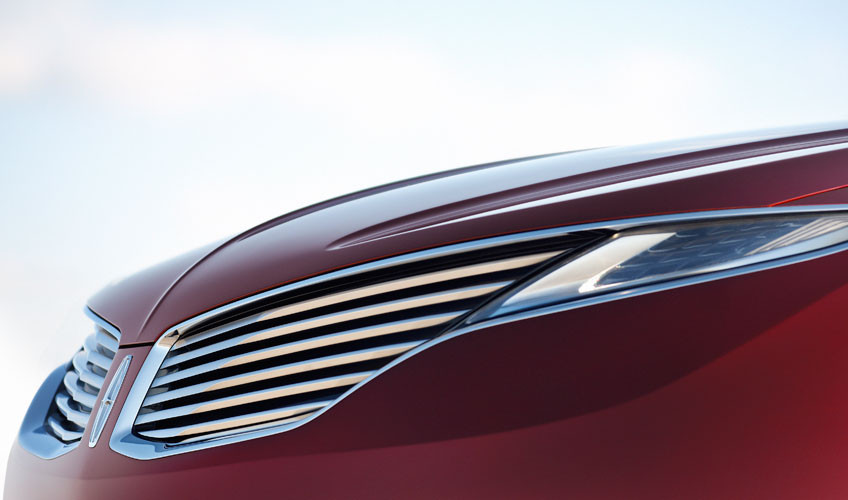 That's A Lincoln?! With MKZ Concept, Ford Bets Big On A Brand Revival